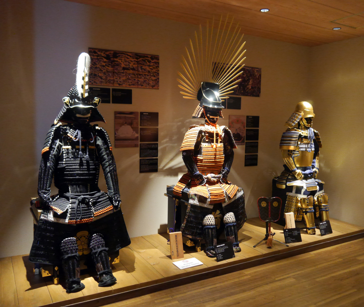 Japan's famous Shinjuku Historical Museum
